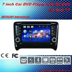 7 inch Car DVD Player with BT/DVDfor Special car model TT
