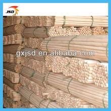 eucalyptus poles,brush wooden sticks,natural wooden stick
