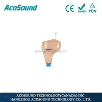Chinese Personal AcoSound Acomate 210 Instant Fit Standard Useful Analoge Hearing Aid