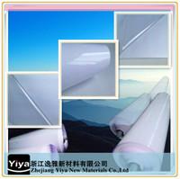 Latest decorative self adhesive vinyl film/vinyl sticker/Transparent car sticker