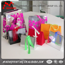 Factory customized various paper party goody bags
