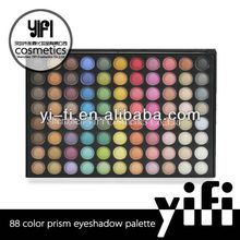 Wholesale!88 prism eyeshadow palette new model developed. for oem service only.