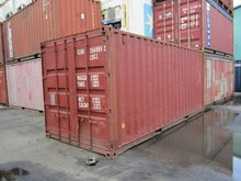 Used containers 20 feet, 40 feet, HC, GP