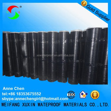 SBS modified bitumen waterproof membrane construction material of roofs
