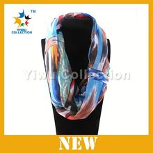 Fancy Stock OEM acceptable unique design infinity hijab scarf