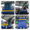 Holiday theme commercial inflatable slides for sale