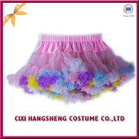 Fashion lace tutu dresses for girls of 6 years old