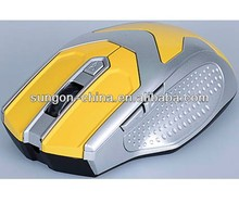 2014 new product 6d wired optical gaming mouse SGM016