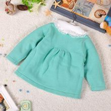 2014 Fall Girls lace knit group of baby sweaters children sweater suit manufacturers supply