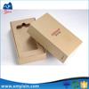 Kraft paper packaging box,custom packaging paper box for cell phone