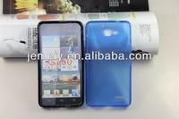 X-line pattern TPU case for Huawei G750
