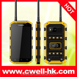 China quad core Laser Light SOS Rugged Phone 2 sim with 8.0MP camera and Hotspot