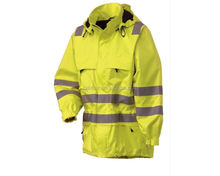 Fire Retardant Safety Men Jacket with Reflector