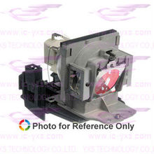 Projector lamp 5J.06W01.001 with lamp holder for BENQ MP722