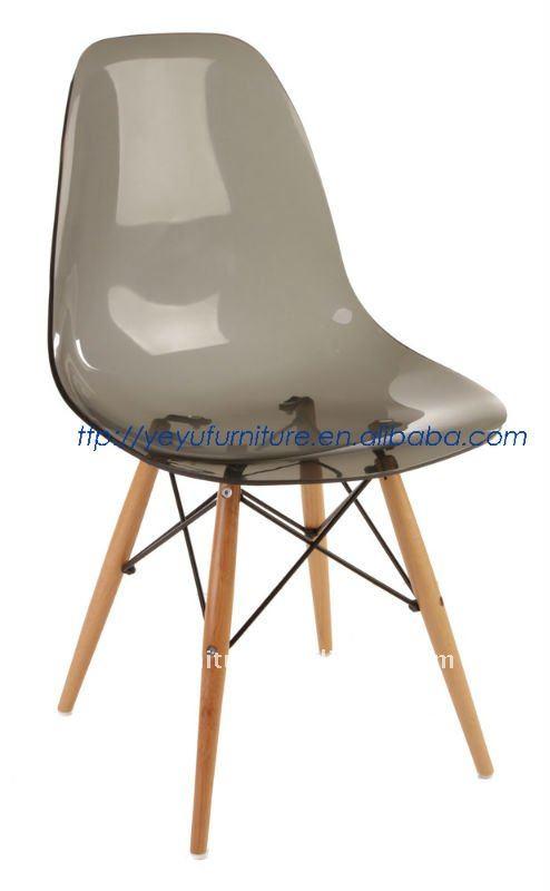 acrylique dsw chaise chaises de salle manger id du produit 516737663. Black Bedroom Furniture Sets. Home Design Ideas