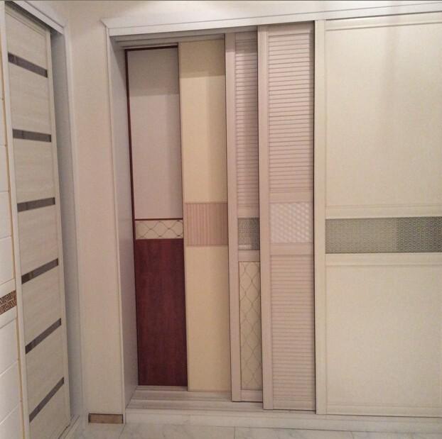 Latest Wall To Wall Sliding Wardrobe Doors Design View