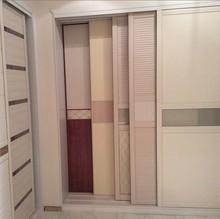 Latest wall to wall sliding wardrobe doors design