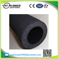 """nature gas compressor rubber hose 3/8"""" 19mm, smooth surface"""