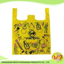 Color Packing Environmental Printed Biodegradable Bag