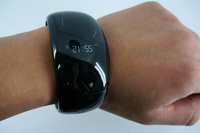 winait factory oem china smart bracelet , answer call bracelet with caller id and time display