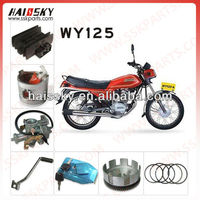 spare part motor for wy125 from china factory