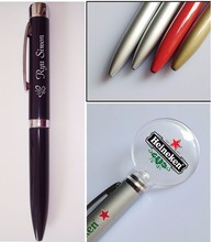 Promotional Gift LED Pen Light/flashlight pen/LED Penlight See larger image