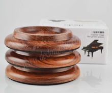 Custom Full range and high-end quality grand piano caster cups,china leading music accessories supplier.