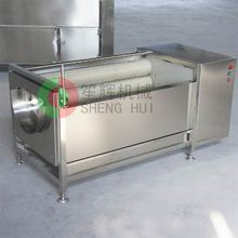 best price selling vegetable\fruit washing and peeling machine QX-612