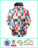 Super quality contemporary fashionable design ski wear snow jacket men