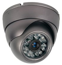 Swann Dome Camera - CCD with Infra Red 400TVL