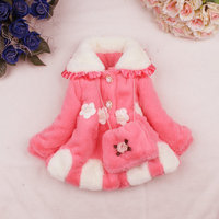 Winter Coat Child Clothing 3 Years Girls Children Coats