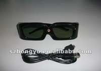 Factory Price Cheap High Quality DLP Active Shutter 3D Glasses for Theater