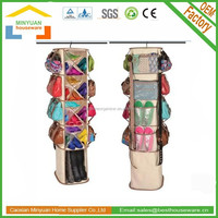 2015 new product 5-Tier 16-Packet Smart Carousel Organizer