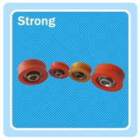 customized v belt pulley split pulley with different material