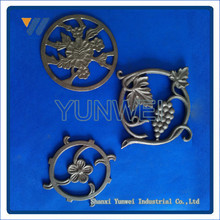 Hot Sales House Design New Product Low Price Best Selling Mild Steel Wrought Iron Stud Collar