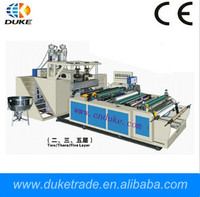 Two/Three/Five Layer Stretching Cling Film Machine