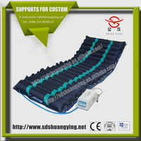 rubber anti bedsore air mattress bed