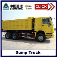Sinotruk HOWO A7 Tipper Truck Loading 30ton 6x4