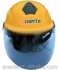 Anerte cheap popular safe half face moto helmet B-308 pp/abs half helmet industrial safety helmet