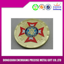 Good quality new products palladium coins custom metal coin