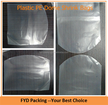 Plastic PE Dome Shrink Bags For Cable Rolls
