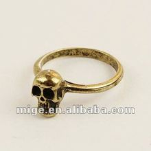 2012 Newest Fashion Cheap Skull Ring(JE0331004B)