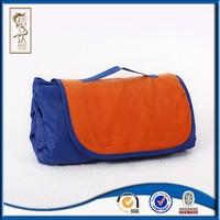 Outdoor disposable fleece picnic blanket/folding picnic blanket
