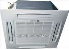 good quality air conditioner cassette type fan coil