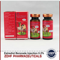 2014 best-selling Animal Reproductive medicine :female sex increase medicine In horse(Estradiol Benzoate injection 0.2%))