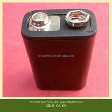 9V rechargeable battery nickel metal hydride rechargeable battery 9V rechargeable battery for a variety of meters