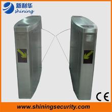 Smart security turnstile Flap Barrier Gate / Pedestrian Turnstile Gate