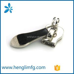 Key locking lỗ kép dây kéo khóa tự động trượt