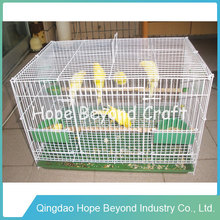 Pet cages metal big stainless steel bird cage
