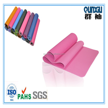 folding and waterproof yoga pad /yoga mat for sale from China professinal manufacturer